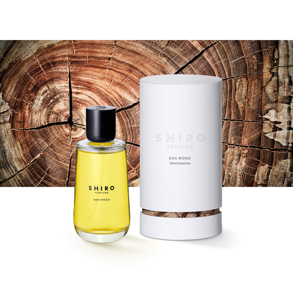 SHIRO PERFUME <br> BON WOOD (100mL / 50mL)