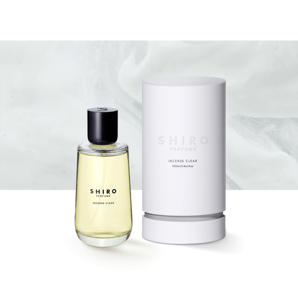 SHIRO PERFUME <br> INCENSE CLEAR