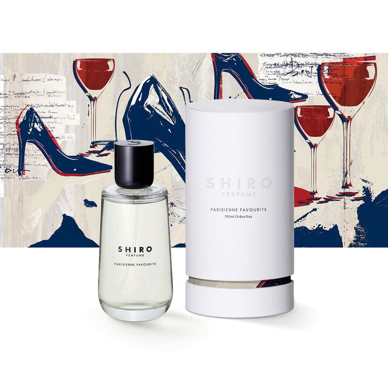 SHIRO PERFUME PARISIENNE FAVOURITE (100mL / 50mL)