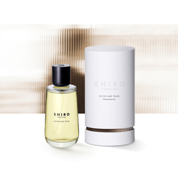 SHIRO PERFUME <br> SPICES AND TEASE