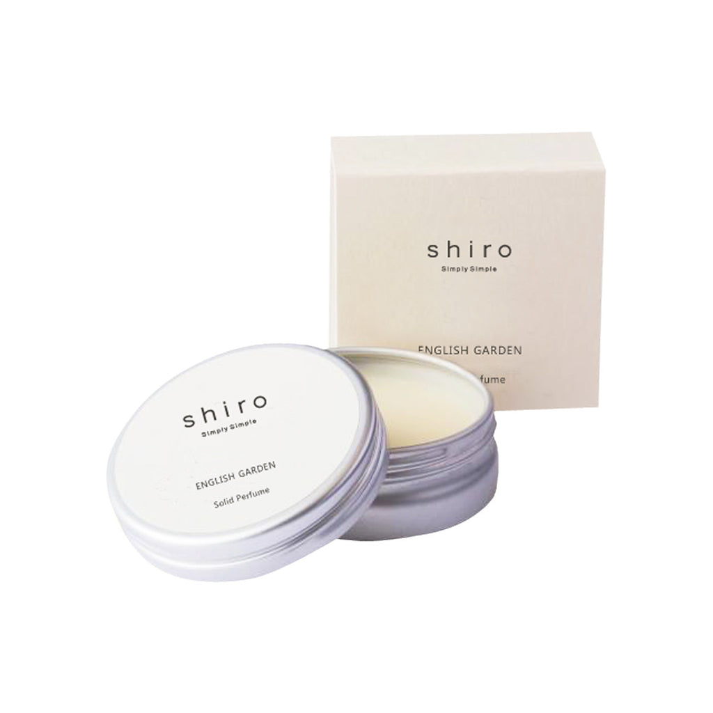ENGLISH GARDEN SOLID PERFUME