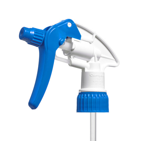 Blue/White Adjustable Spray Trigger