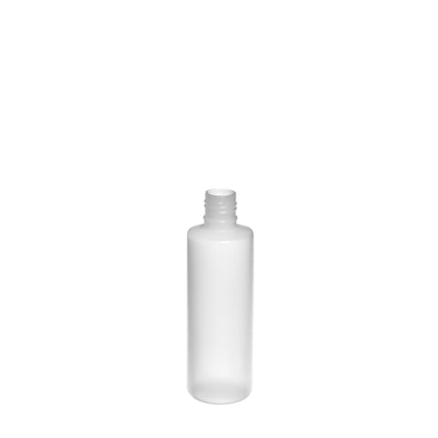 125ml Natural Cylindrical Bottle