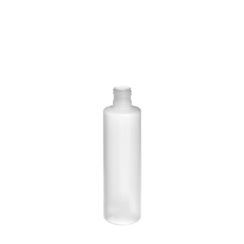 150ml Natural Cylindrical Bottle (22/415 neck)