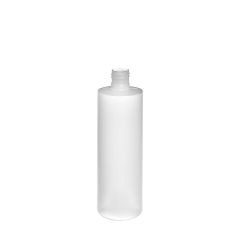 250ml Natural Cylindrical Bottle (22/415 neck) - 330 qty