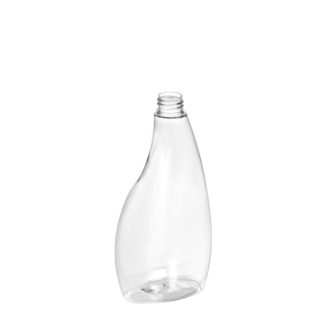 500ml Clear PET Spray Bottle - 150 qty