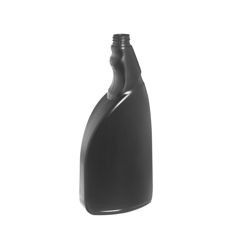 750ml Black Elan Spray Bottle - 100 qty