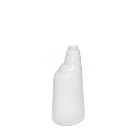 600ml Natural Graduated Spray Bottle - 100 qty