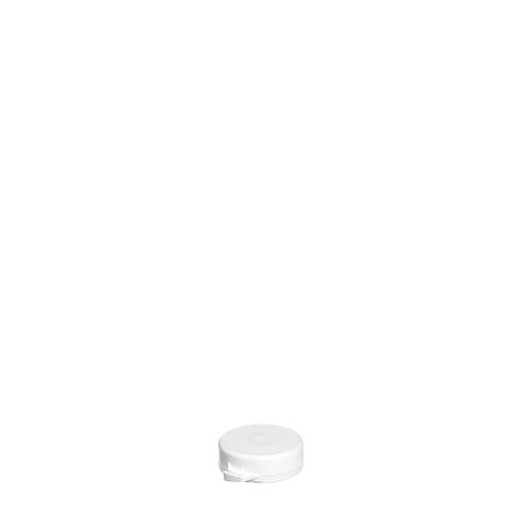 49mm White Snapsecure Lid