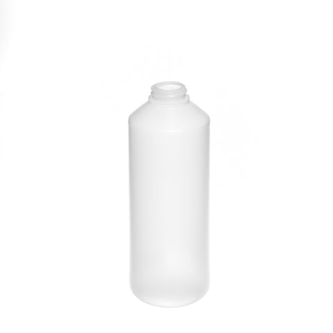 500ml Natural Cylindrical Bottle - 216 qty