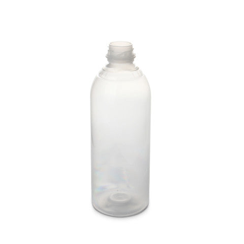 600ml Clear Flairosol Bottle - 96 qty