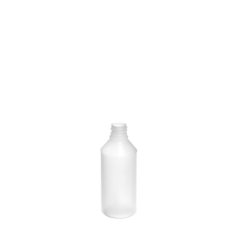 100ml Natural Cylindrical Bottle (20/410 neck)