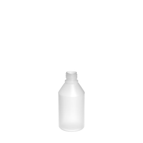 150ml Natural Cylindrical Bottle (24/410)