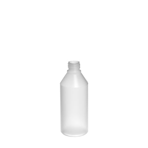 200ml Natural Cylindrical Bottle