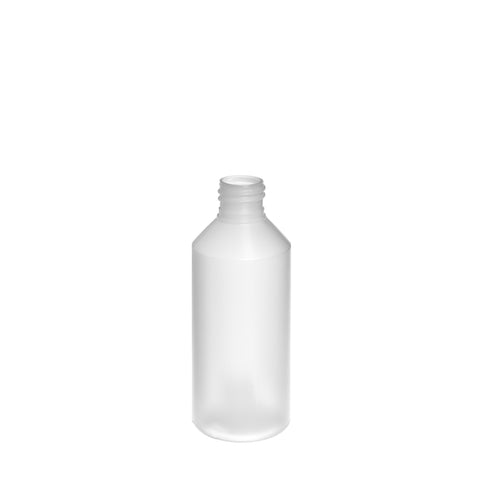 250ml Natural Cylindrical Bottle (28/410 neck) - 420 qty