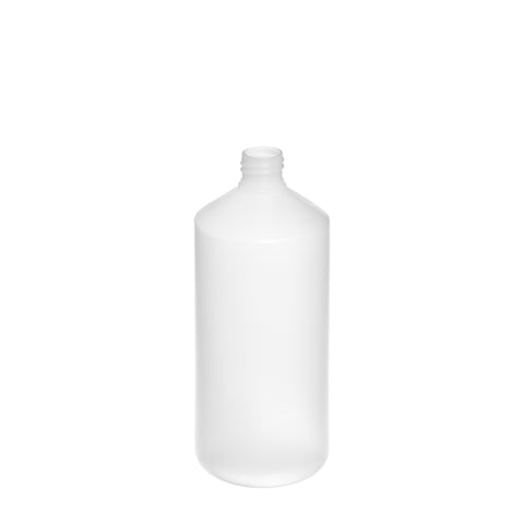 750ml Natural Cylindrical Bottle - 144 qty