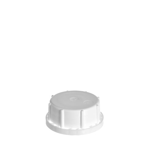 61mm White T/E Cap