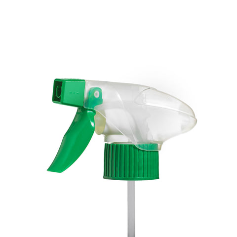 Translucent/Green Arata Spray/Jet Trigger