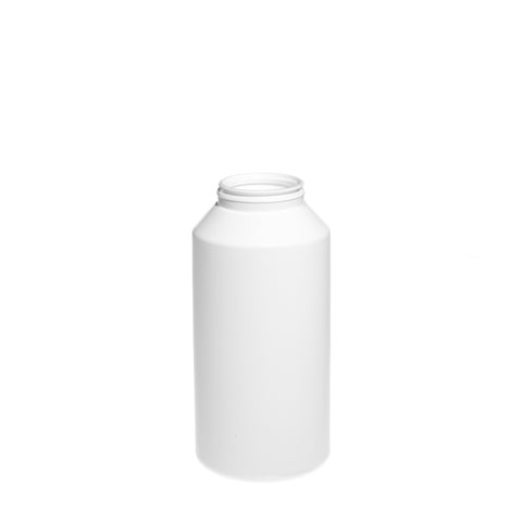 1Ltr White Tampertainer Jar