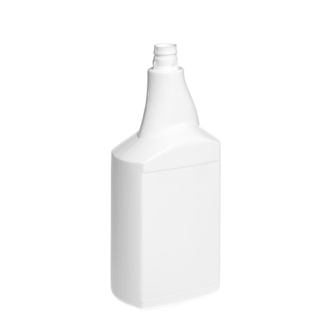 1Ltr White TS1 Snap on Spray Bottle