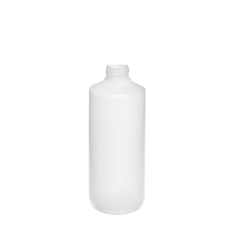 1Ltr Natural Wide Neck Bottle