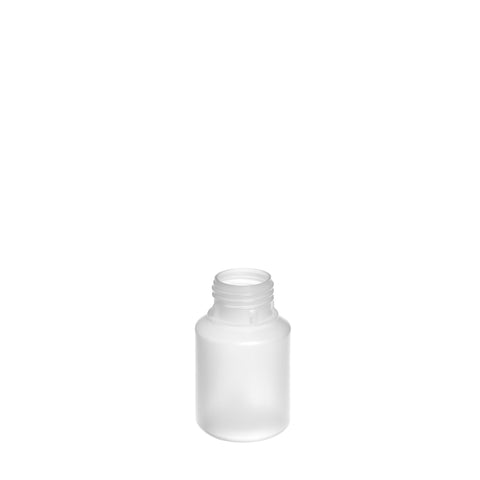 125ml Natural Wide Neck Bottle