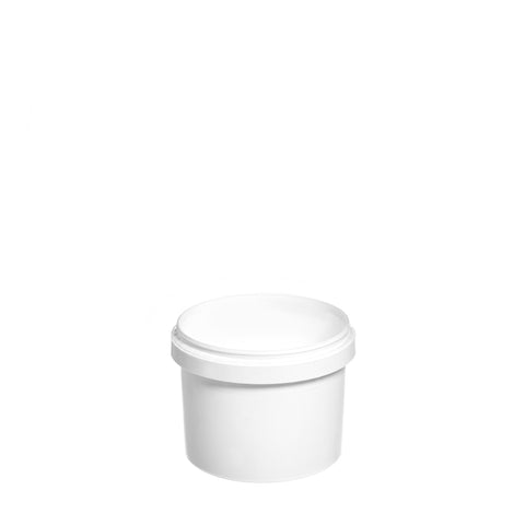 500ml White Tub - 300 qty