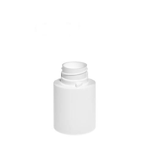 75ml White Oval Jar - 590 qty