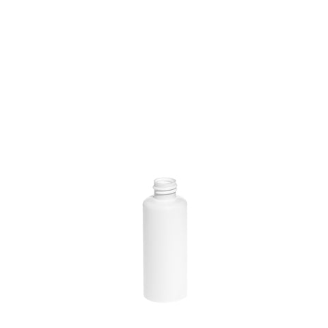 65ml White Boston Bottle - 1280 qty