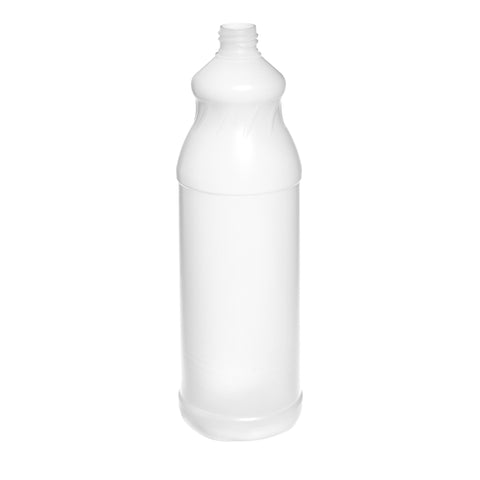 1Ltr Natural Waisted Bottle - 96 qty