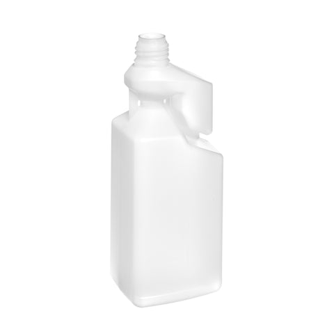 1ltr Natural Dosing Bottle - 60ml Chamber