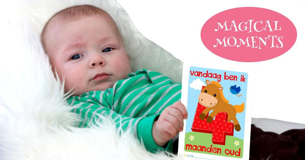 Voorbeeld Magical Moments Cards