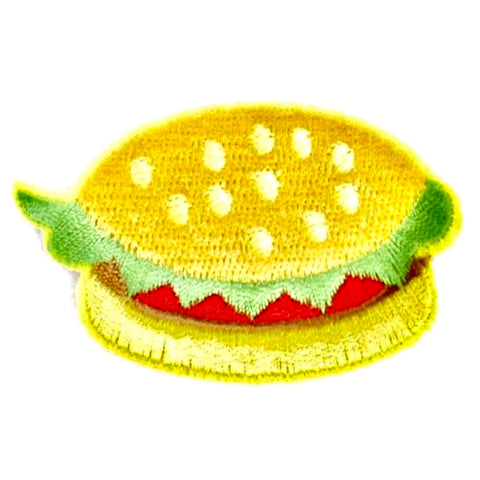 Broodje Hamburger Patch