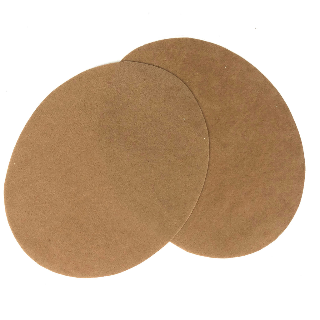 Elleboog Knie Patches Beige