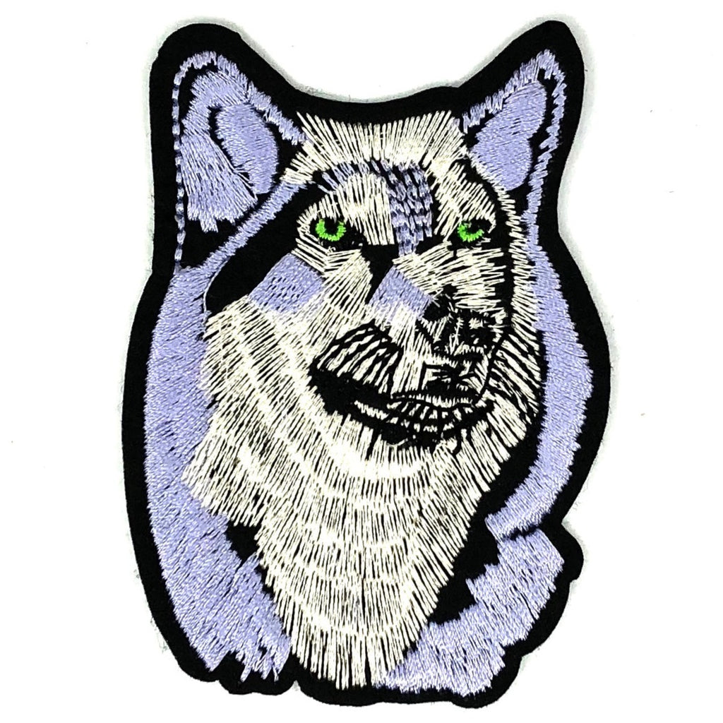 Wolf Kop Patch