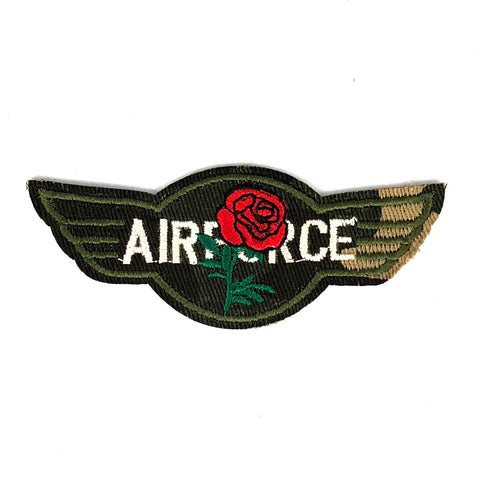Leger Groene Camouflage Airforce patch
