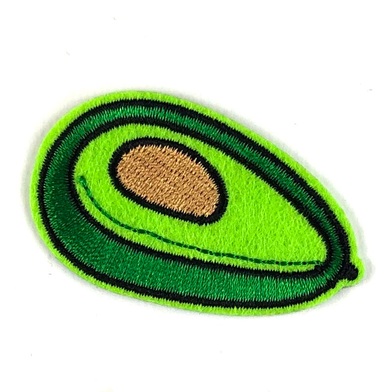 Avocado Strijk Patch