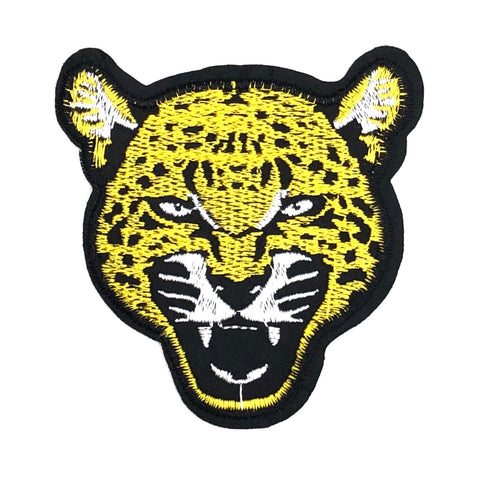 Panter Kop Strijk Patch