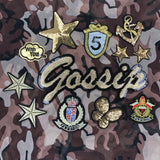 Golden Gossip Fashion Paillette Star Patch Set