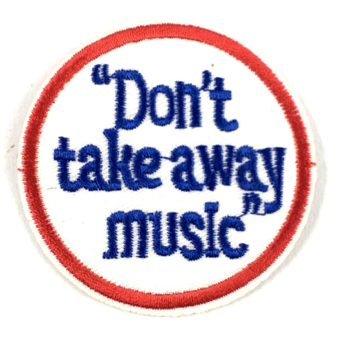 Don't Take Away Music Patch