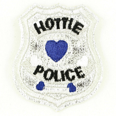 Hottie Police Embleem Patch