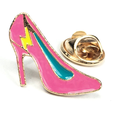 Roze Pump Pin