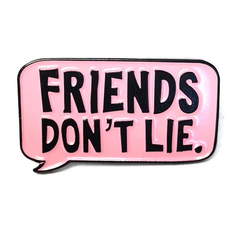 Roze Tekst Wolk Met Friends Don't Lie Tekst Pin