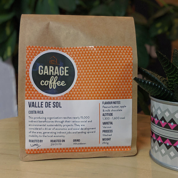 New Coffee Alert: Valle de Sol, Costa Rica.