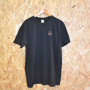 Open image in slideshow, Classic Garage Tee - Black