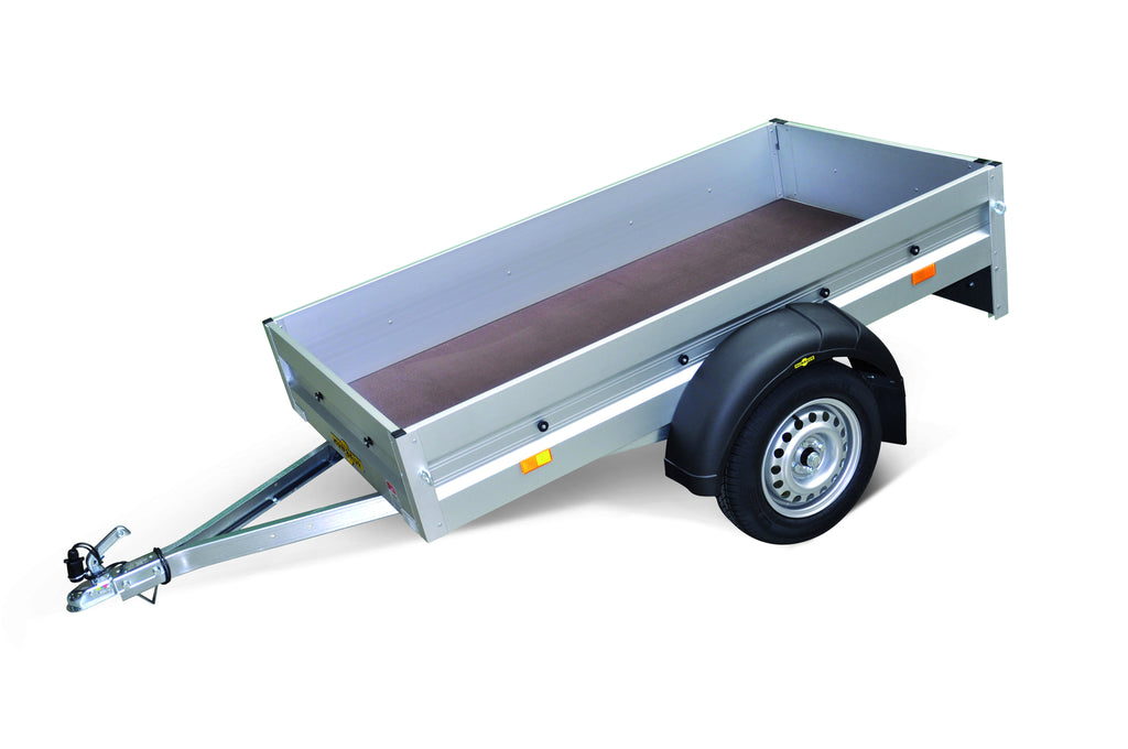 Won - A HUMBAUR STAR TRAILER WORTH £780