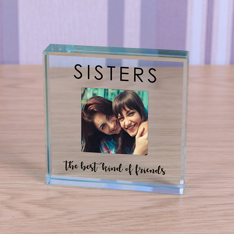 Glass Token - Sisters