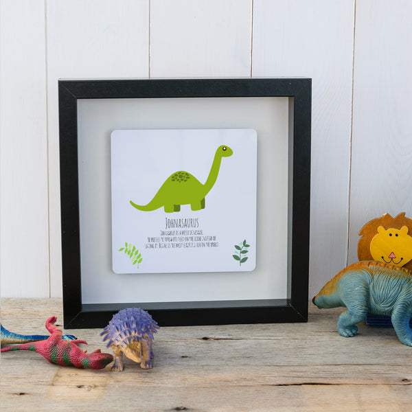 Friendasaurus Box Frame