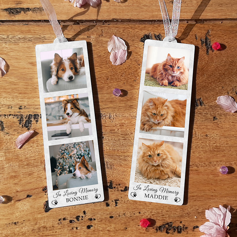 HANGING PHOTO TOKEN  - PET MEMORY