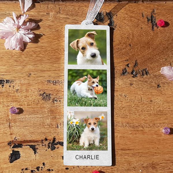 HANGING PHOTO TOKEN  - PET